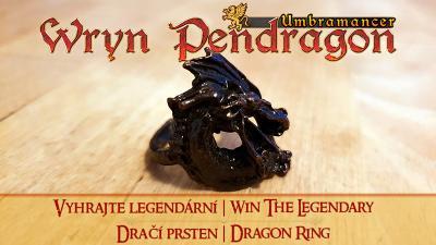 Legendární dračí prsten (soutěž)
